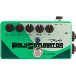 PIGTRONIX PolySaturator Distortion + 3 Bandas EQ