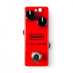 MXR M102 Dyna Comp Mini Compresor