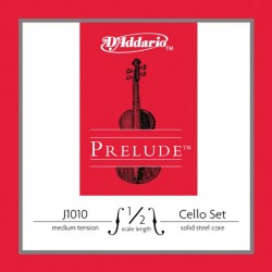 Daddario J1010 Cello 1/2 Medium