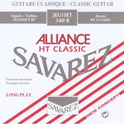 Savarez 540R Alliance Rojo Tension Normal
