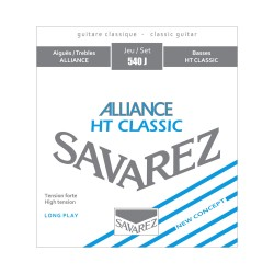 Savarez 540J Alliance Azul Tension Alta