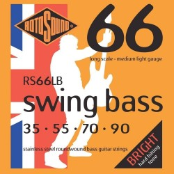 Rotosound Swingbass 35-90 Doble Bola