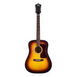 GUILD D-40E Antique Burst USA