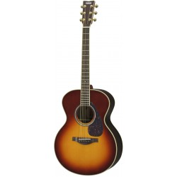 YAMAHA LJ6 ARE Brown Sunburst