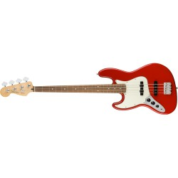 Fender Player Jazz Bass LH PF Sonic Red