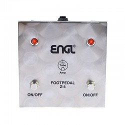 Engl Z4 Metal/Led Footswitch