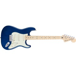 FENDER Deluxe Stratocaster MN Sapphire Translucent