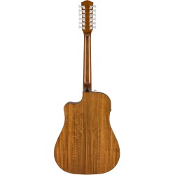 Fender CD-140SCE 12String Natural w/Case