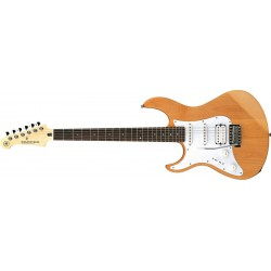 YAMAHA Pacifica 112JL Yellow Natural Satin Zurdos
