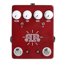 JHS Ruby Red Butch Walker Overdrive