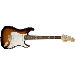 Fender Squier Affinity Stratocaster Brown Sunburst