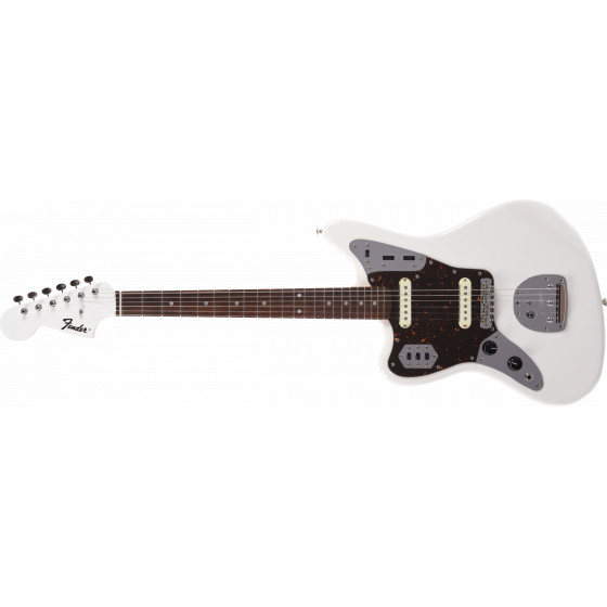 Fender Traditional 60s Jaguar LH RW Artic White Limited Edition