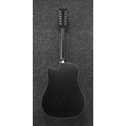 Ibanez AW8412CE Weathered Black