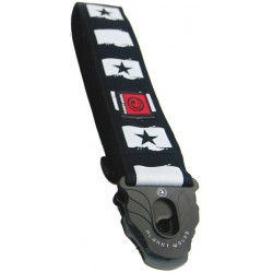 Planet Waves Bandolera Lock Rock Star