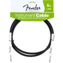 Fender Cable Instrumento Performance Series 1,50m