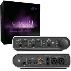 AVID MBox + Pro Tools 9 Interface