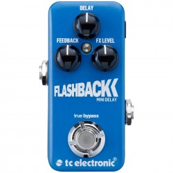 TC ELECTRONIC Flashback Mini Delay Looper Pedal