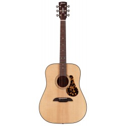 FRAMUS Legacy Dreadnought Spruce Natural Satin