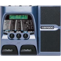 DIGITECH BP200 Multiefectos