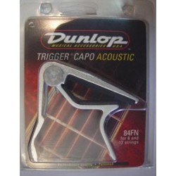 DUNLOP 84FN Flat Trigger Capo