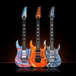 IBANEZ UV77 Steve Vai Passion and Warfare 25th Anniversary